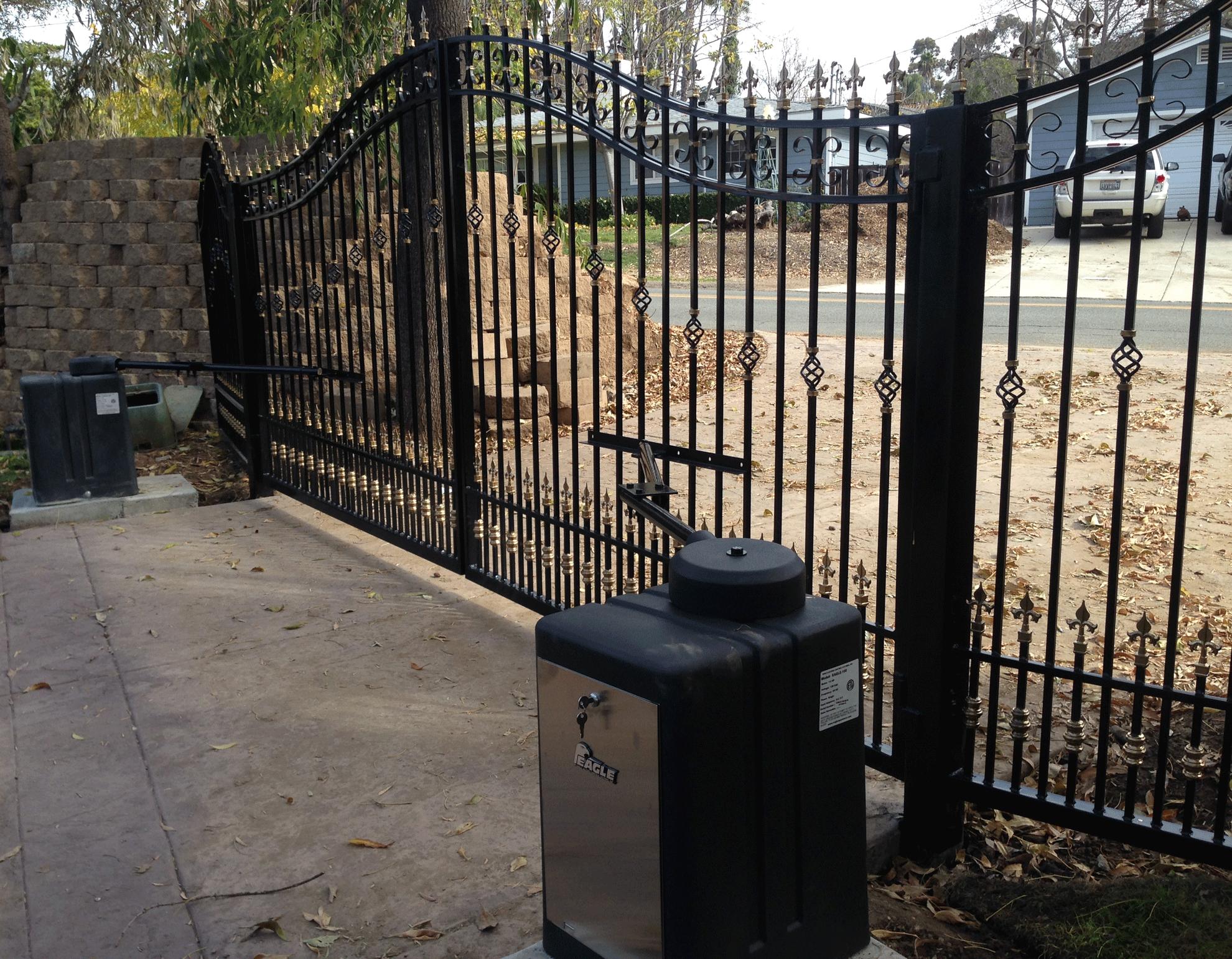 Automatic gate opener Oklahoma