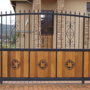 Custom gate Oklahoma